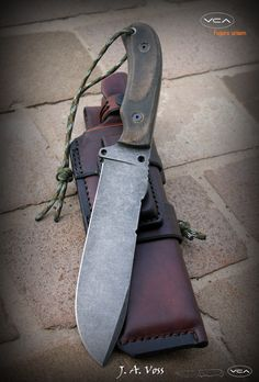 """Reisiger"" by VCA Knives"