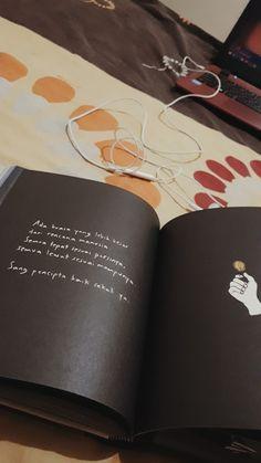 Nanti kita cerita tentang hari ini Book Qoutes, Story Quotes, Poem Quotes, Best Quotes, Life Quotes, Reminder Quotes, Self Reminder, Quotes Lockscreen, Wallpaper Quotes