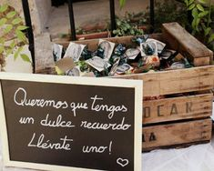 Make the difference events: Pizarras en una boda?, nueva decoración para la boda.
