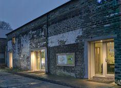 Cre8 Barn, Stirley Farm EnerPHit project, Yorkshire Wildlife Trust