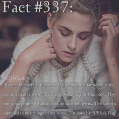 "1,030 Synes godt om, 1 kommentarer – Twilight Facts (@twilightfactss) på Instagram: ""~ She was the last person in her family to get a tattoo - Autumn…"""