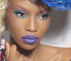 Do you have the swagger to rock a bold lip?  Makeup: Danessa Myricks