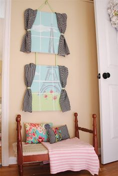 Lemon Tree Creations: A Ballerina Big Girl Room