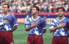 8. 1994 United States Home - The 50 Best Soccer Kits of All Time | Complex UK