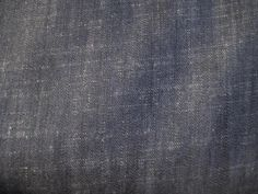 "Denim Fabric, for Jeans, Jackets etc, Various fiber content and blends, weights ""does not retain dyes as well', prewash a few times in cold water if you purchase a dark color  ""Denim is a form of canvas different weave and yarn""."