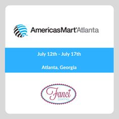 Our next tradeshow is July 12th – July 17th in Atlanta, Georgia!   Homeware Sales/Showroom #894B  #tradeshow #product #atlanta