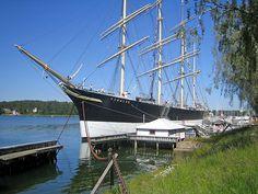 Museolaiva Pommern