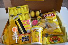 My Best Friend's Blog: A Little Box of Sunshine to Brighten Your Day