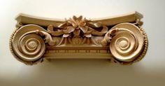Architectural Wood Carving by Wood Carver Alexander Grabovetskiy