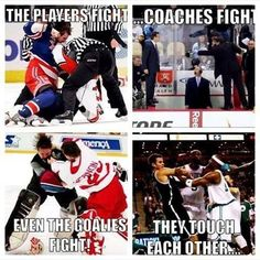 Academy of Scoring Basketball - Fans fight. Just reasons why hockey is the best sport ever TSA Is a Complete Ball Handling, Shooting, And Finishing System! Here's What's Included. Blackhawks Hockey, Hockey Teams, Hockey Players, Hockey Stuff, Chicago Blackhawks, Hockey Sport, Flyers Hockey, Soccer, Montreal Canadiens