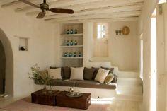 Traditional House In Greek Island by Zege
