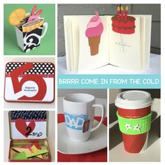 As the weather turns cold this week, I find myself wanting to curl up with a good book and a glass of hot tea or hot chocolate. With that in mind, I thought I would share these projects to mark the place in your favorite book, decorate your coffee mug, hold a few bags of your favorite tea or wrap your hot drink cup to keep it warm…enjoy and stay warm! www.sandigenovese.com #diyhandmade