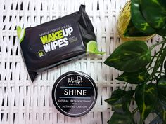 Misfit Cosmetics Wake Up Wipes and Activated Charcoal Teeth Whitening Powder reviews