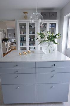 Kitchen Island, Kitchen Cabinets, Home Decor, House, Island Kitchen, Decoration Home, Room Decor, Cabinets, Home Interior Design