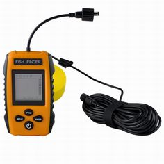 2017 new waterproof wireless sensor sonar fishfinder for outdoor sports