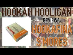 Hookafina Smores is a good dessert flavor, but its missing one huge part of a smore, the chocolate. Otherwise, its an okay flavor for when you have a hookah sweet tooth. https://youtu.be/2Z5-AFLm1KA #hookah #shisha #hookafina
