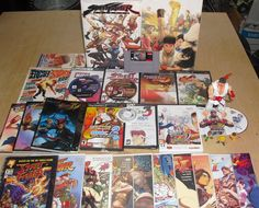 Street Fighter Collection by Llewxam888 on DeviantArt