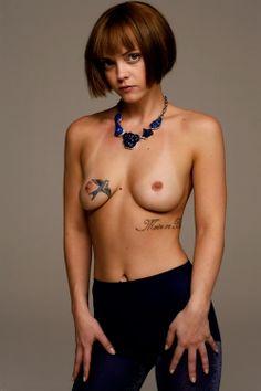 nude Christina riche