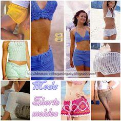 Ideas para el hogar: Colecciòn de pantalones cortos y largos …