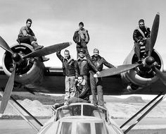 Wingmen.