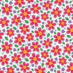Lynn + Lou: Bren's Flower Pattern