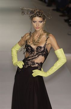 Jean Paul Gaultier, Spring/Summer 2003,  Couture