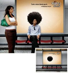 These are the 80 best guerilla marketing examples / ideas I have ever seen. If you are looking for Gorilla, Guerilla, Guerrilla Marketing Examples, you found it Bus Stop Advertising, Creative Advertising, Advertising Campaign, Ads Creative, Print Advertising, Creative Gifts, Funny Commercials, Funny Ads, Street Marketing