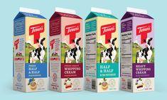 US Dairy Packaging