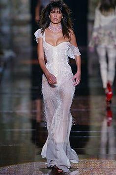Roberto Cavalli Spring 2003 Ready-to-Wear Collection Photos - Vogue