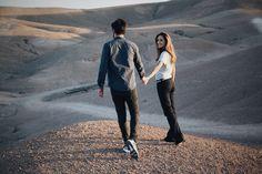 Agafay Desert near Marrakech - La Revue de Kenza / http://www.larevuedekenza.fr/