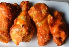 Kid Friendly Appetizers~ Baked Buffalo Chicken Wings - The Kid's Fun Review