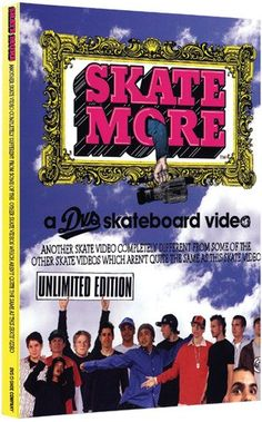 Skate More: Kerry Getz, Steve Berra, Jason Dill: Movies & TV
