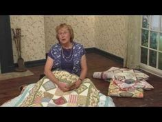 A Cut Above by Gerri Robinson of Planted Seed Designs Schoolhouse - Fat Quarter Shop - YouTube