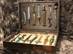 Skyrim daggers collection deluxe