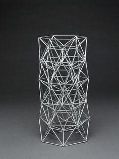 Centre Pompidou Virtuel - Automorphic Compression Member (Model #037)