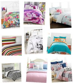 How to choose your College dorm duvet covers and comforters