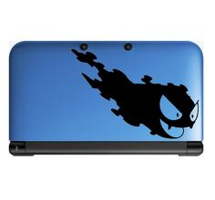 Pokemon Decal Ghastly- Anime Decal for Nintendo 3ds Macbooks Laptop iPhone XBox Playstation Cars Windows Wall