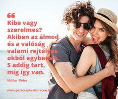 szerelem, párkapcsolat, Müller Péter, párkapcsolati idézet
