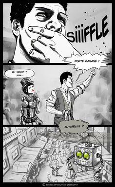 Sourire de Diable-Webcomic planche 15