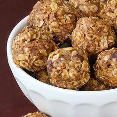 No-Bake Energy Bites Recipe Recipe | Key Ingredient