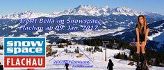 IchWillMehr.net - Das Lifestyle-Portal.: Preview Flachau: Bella, Snowspace, Maier, Weltcup ...
