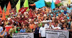 ¡SI NO HAY PAZ PARA EL PUEBLO…! El juicio político a Maduro continuará la semana que viene