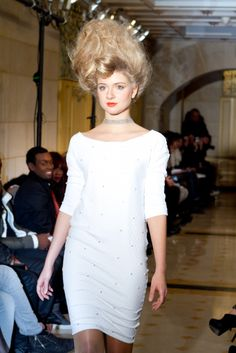 "Ylan Anoufa ""Atmosphere"" Couture Spring 2013 Collection"