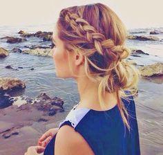 Tres opciones fáciles para recoger tu cabello en verano - My Celebrity Skin