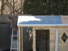 Picture of Roofing time