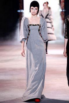 Ulyana Sergeenko Haute Couture Fall Winter 2013-2014