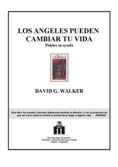 Walker david los angeles pueden cambiar tu vida