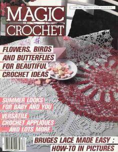 Magic Crochet Nº 47 - Edivana - Álbumes web de Picasa