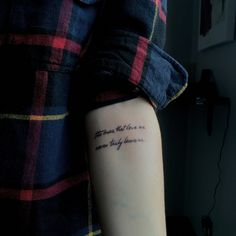 ahhhh my new Harry Potter tattoo!! in love with it                                                                                                                                                                                 More