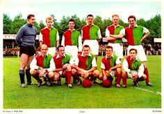 Equipos de fútbol: SCHIEDAM 1958-59
